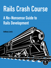 Rails Crash Course Cover